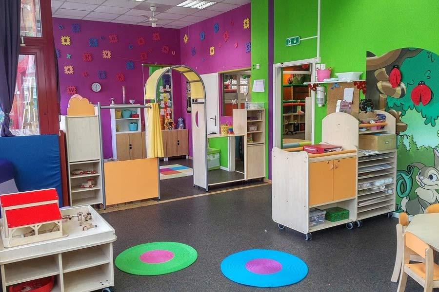 Foyer Des Art Luxembourg : Kids ville crèche foyer de jour beggen luxembourg