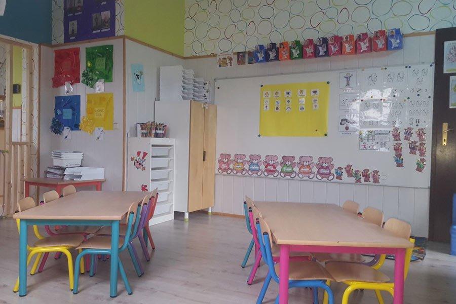 Au plaisir des bambins cr che kleinbettingen for Atelier de cuisine luxembourg