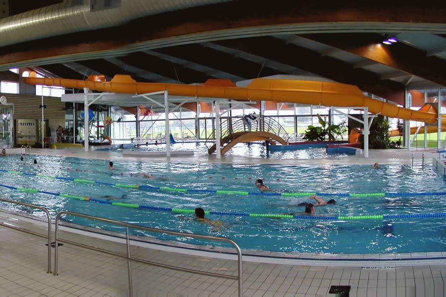 Kideaz centre aquatique cap vert breistroff la grande for Cap vert dijon piscine