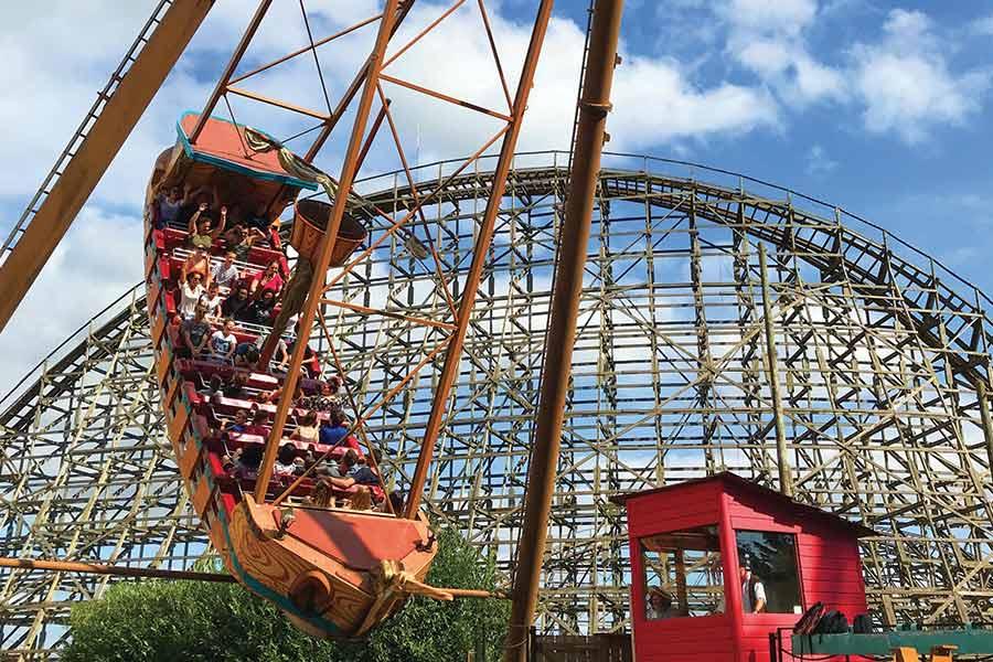 kideaz parc walygator attraction montagne russe 2