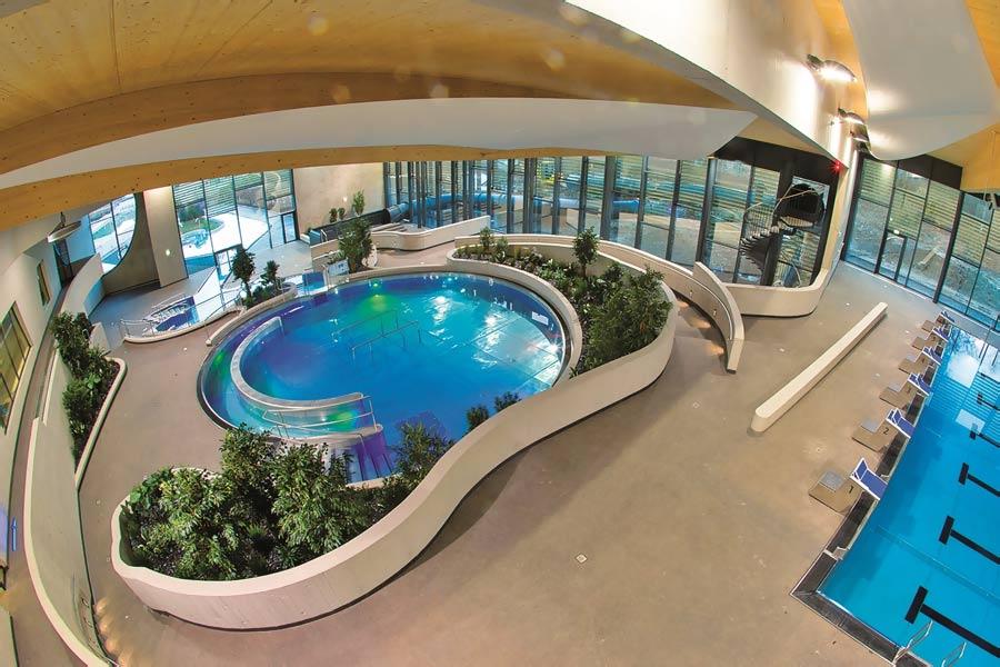 Aquasud kideaz for Oberkorn piscine