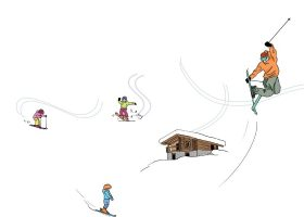 kideaz dossier vacances ski astuces