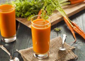 Kideaz carotte jus
