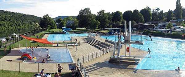 Top 8 des piscines ext rieures ou plein air au luxembourg for Piscine luxembourg