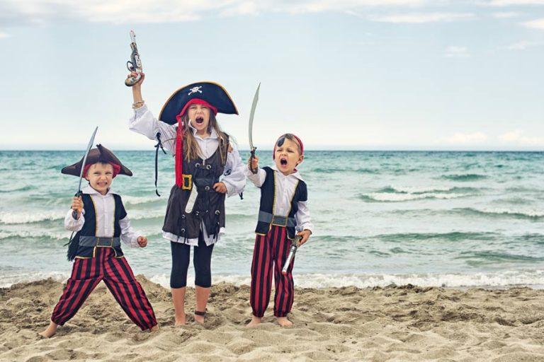 Kideaz pirates