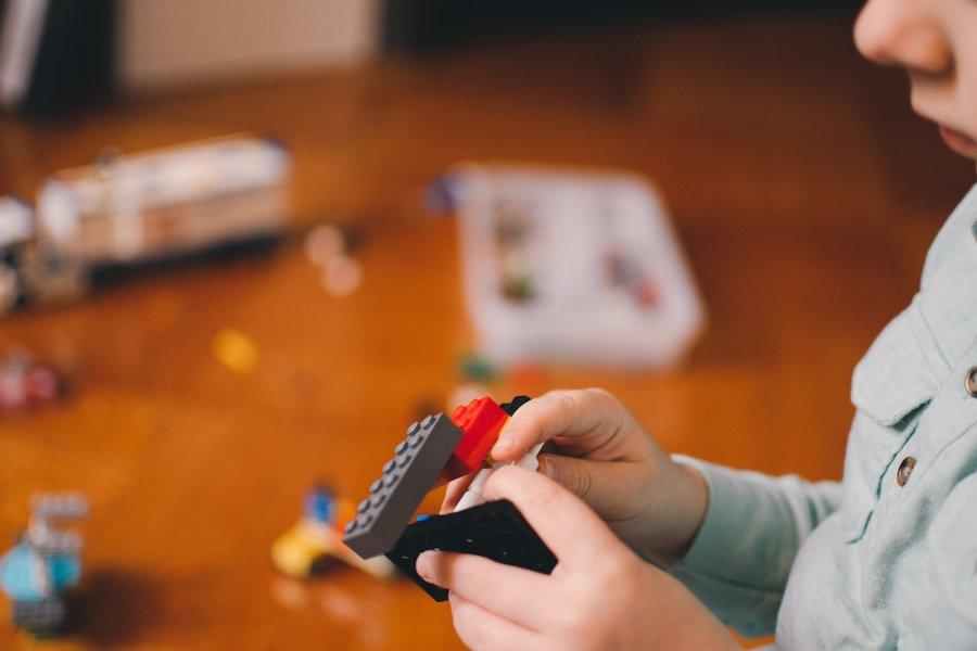 kideaz lego jouet enfant