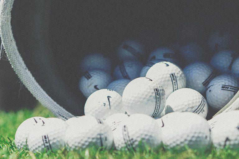 Kideaz golf balles