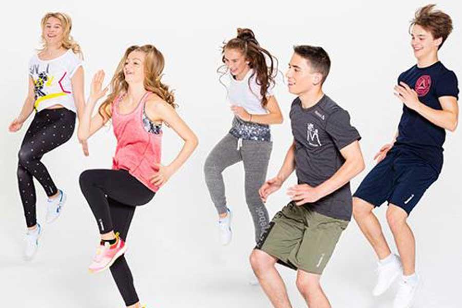 kideaz happy fitness 2