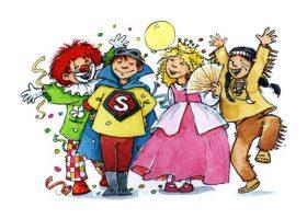 kideaz carnaval dessin enfants 2