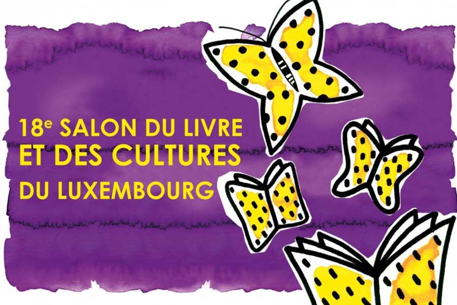 18e salon du livre et des cultures du luxembourg kideaz for Salon du livre exposants