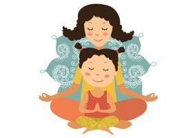 kideaz yoga famille