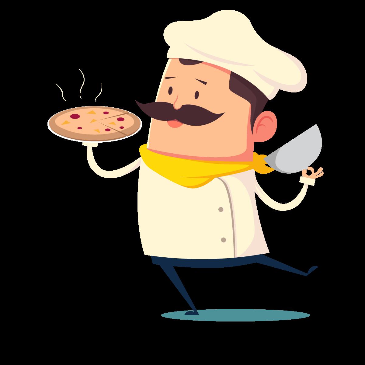chef cuisinier vecto istock png