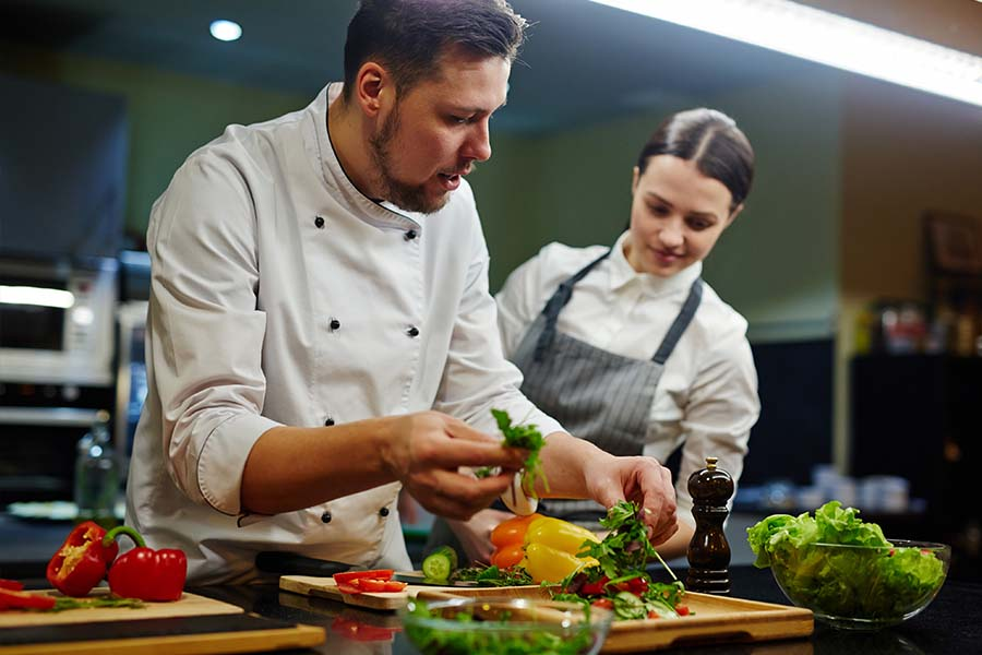 Spring kitchen workshops kideaz for Atelier de cuisine luxembourg