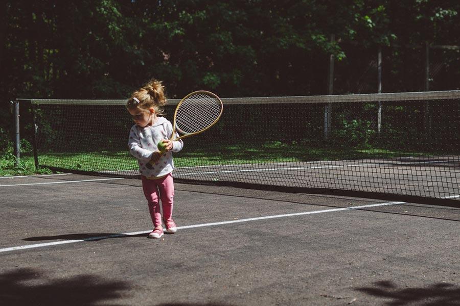kideaz tennis enfant