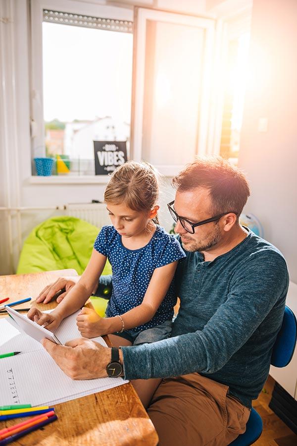 kideaz education domicile parent enfant