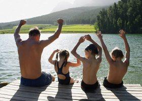 kideaz lac famille