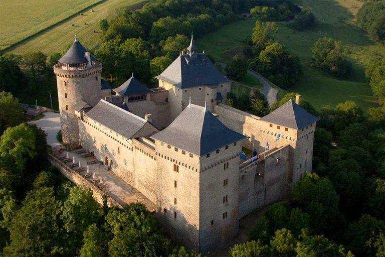 chateau de malbrouck