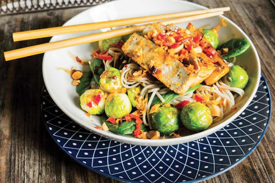 kideaz avocado plat asiatique
