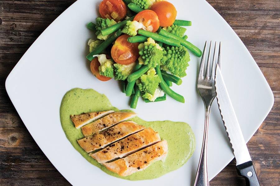 kideaz avocado plat healthy