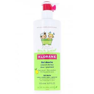 kideaz klorane petit junior gel douche corps cheveux methyl