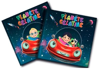 kideaz mumablue planete gelatine