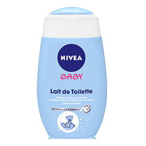 kideaz nivea baby lait de toilette phenoxyethanol