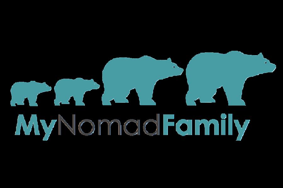 kideaz mynomadfamily logo