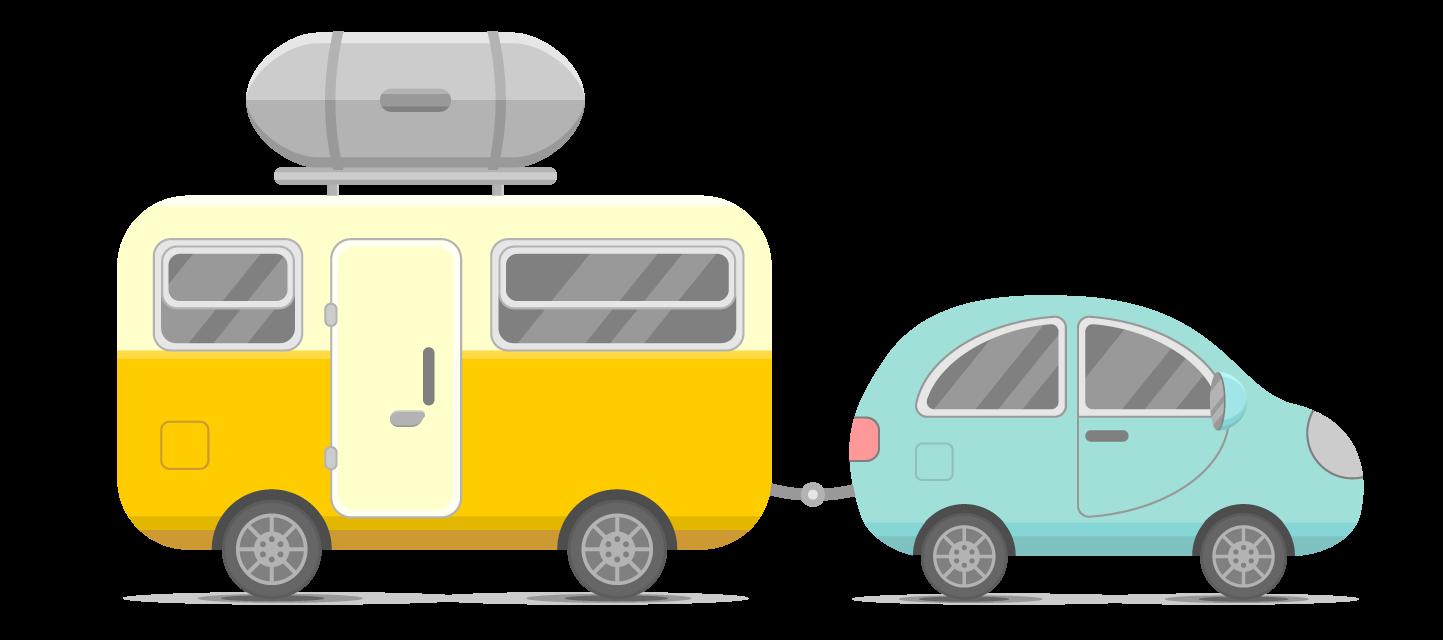 kideaz voiture vacances coffre toit