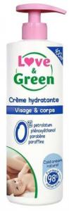 Creme hydratante Love Green 98x300