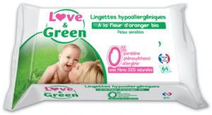 Lingettes Love Green 300x163