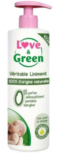 Liniment Love Green 115x300