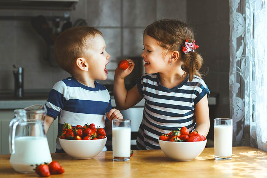 kideaz cuisine enfants fraises article