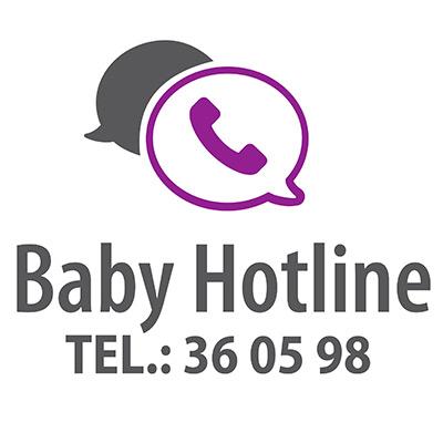 kideaz logo baby hotline initiativ liewensufank