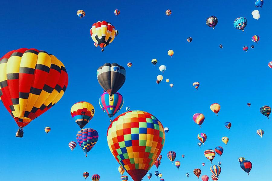 kideaz montgolfieres