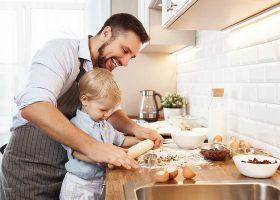 kideaz papa enfant cuisine patisserie article