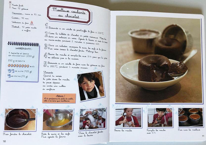 kideaz patisserie des petits larousse recette 2