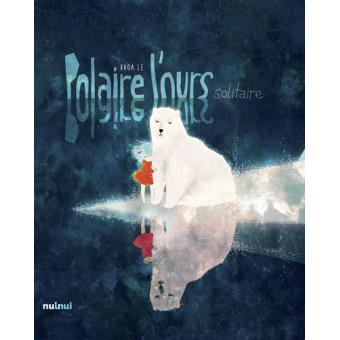 kideaz polaire l ours solitaire