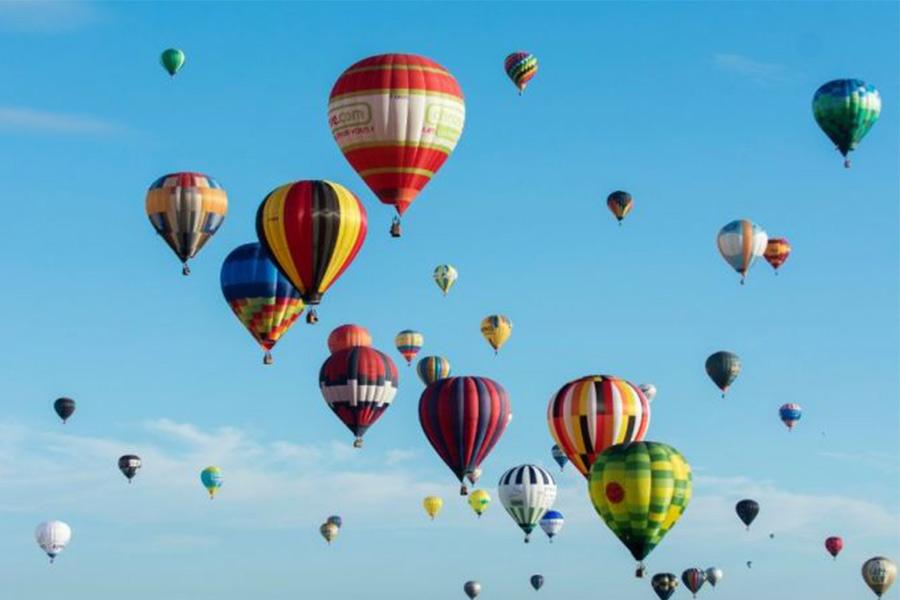 kideaz montgolfiades 2018
