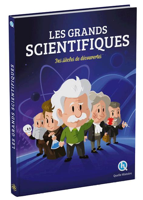 kideaz quelle histoire grands scientifiques