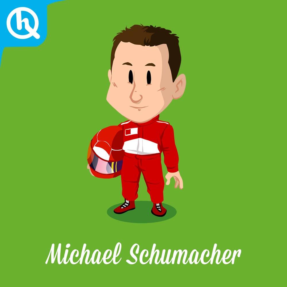 kideaz quelle histoire michael schumacher