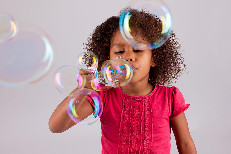 kideaz top bulles spectacle