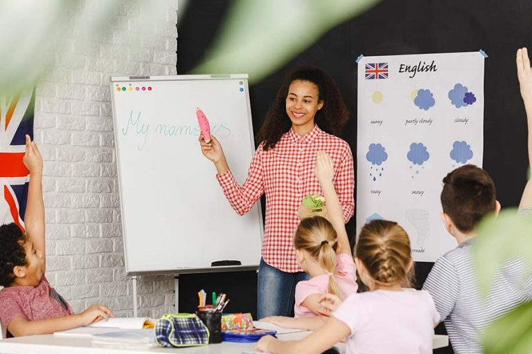 kideaz - actilingua - cours langues - adultes - enfants - apprentissage