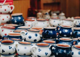 kideaz peiture poterie