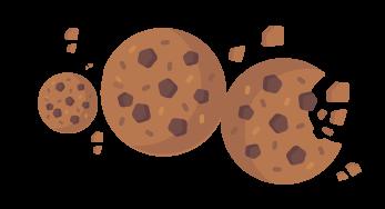 kideaz recette halloween citrouille biscuits