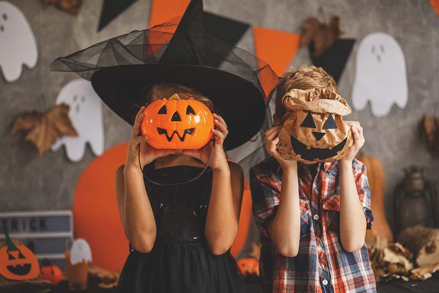 kideaz top5 halloween enfants deguisements