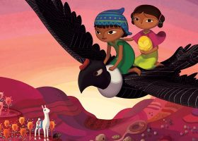 kideaz - pachamama - film animation - luxembourg - tarantula distribution