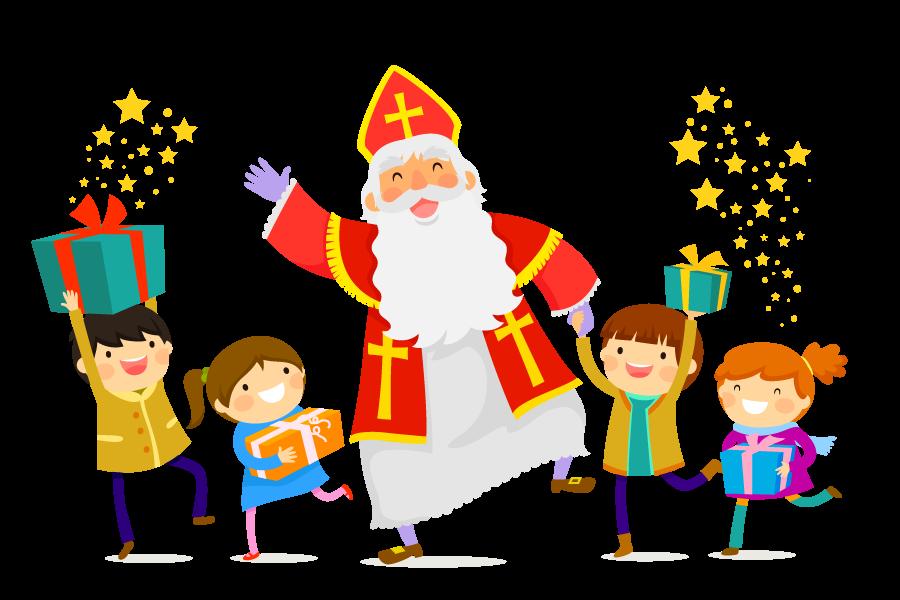 kideaz tournee saint nicolas enfants cadeaux noel
