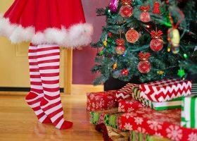 kideaz deco cadeaux enfants sapin noel