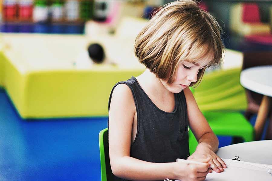 kideaz enfant dessin
