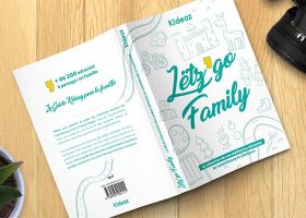 kideaz guide letz go family presentation mock up